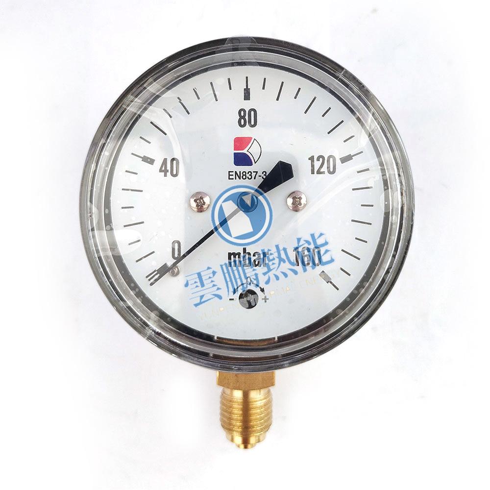 气体压力表